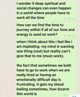 texts on work