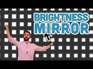 11.4: Brightness Mirror - p5.js Tutorial