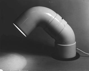 "Cini Boeri per Arteluce, Lampada ""602"", 1968"