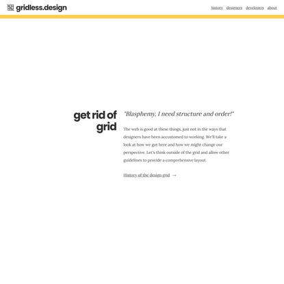gridless.design