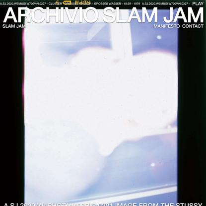 ARCHIVIO SLAM JAM