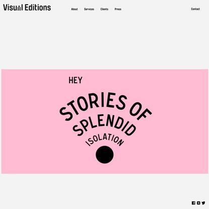 Visual Editions