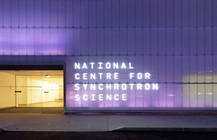 Synchotron Science Building by Bates Smart