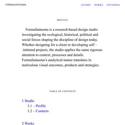 FormaFantasma