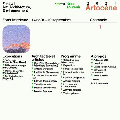 Artocène 2021