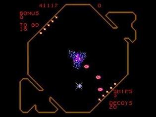 Arcade Game: Reactor (1982 Gottlieb)
