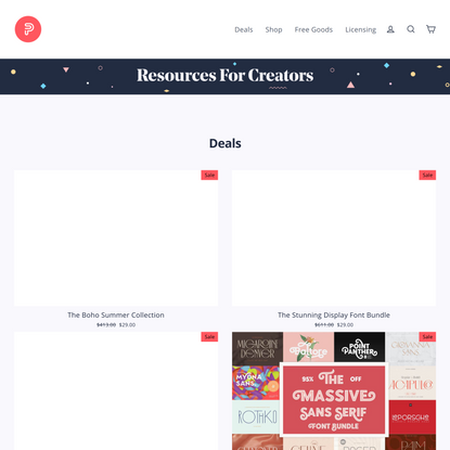 Pixel Surplus | Resources for Creators