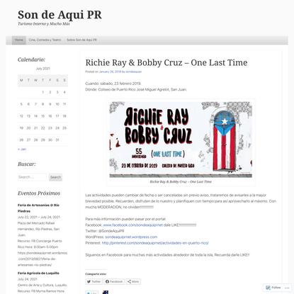 Son de Aqui PR