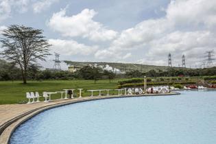 Naivasha geothermal spa