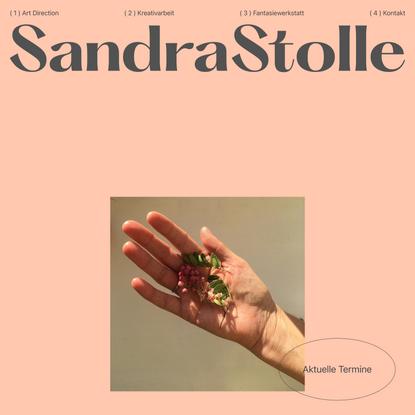Sandra Stolle – Home