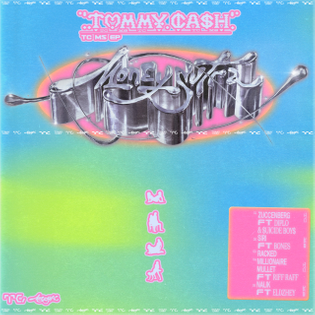 Back cover for Tommy Cash – Moneysu