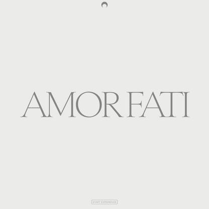 AMOR FATI by Marine Serre