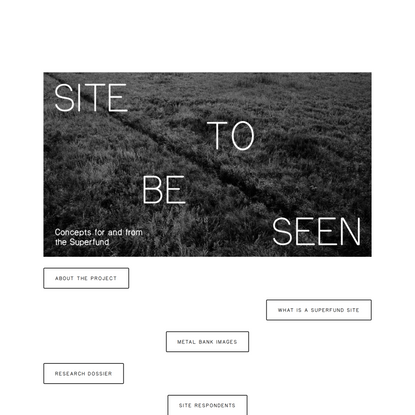 Site to be Seen — RAIR
