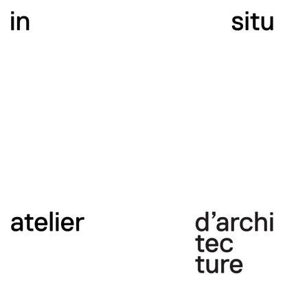 Structures d'accueil des Jardins de Métis - in situ atelier d'architecture
