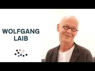 WOLFGANG LAIB 1/2 - About life