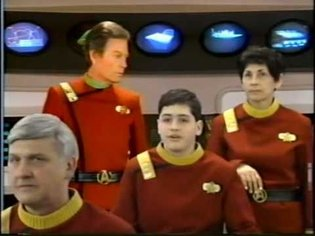 Star Trek Adventure At Universal Studios (1991)