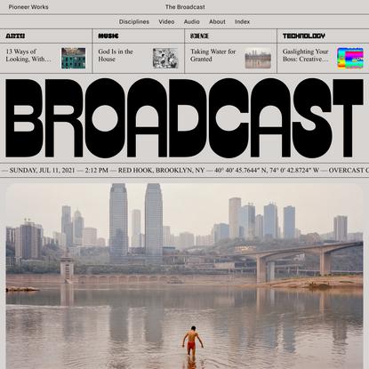 The Broadcast