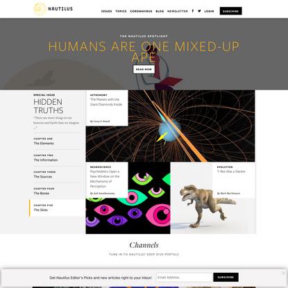 Nautilus | Science Connected