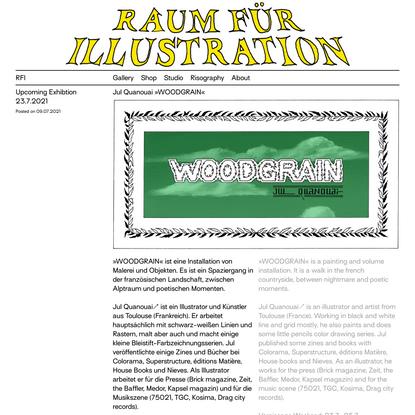 Raum für Illustration