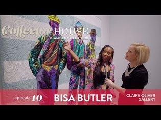 PULSE Art Fair: Artist Bisa Butler