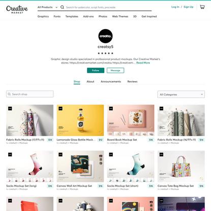 creatsy5 | A Creative Market Shop