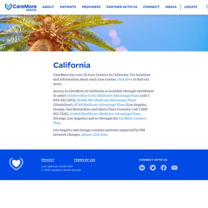 California   CareMore Health