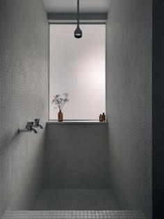 Indirectly Illuminated shower