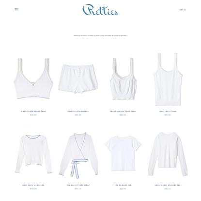 Shop — Pretties