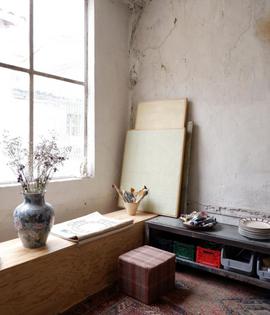 Sarah Espeute's workspace
