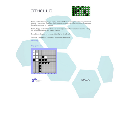 Othello Homepage
