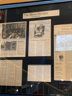 Metro clippings, Bookculture