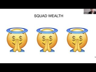 Squad Wealth w/ Toby Shorin, Laura Lotti, and Sam Hart