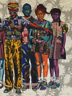 W4 - bisa butler at the art institute