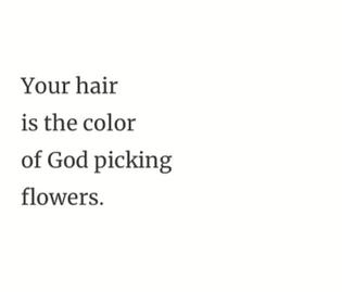 "∆ Richard Brautigan, from ""The Second Kingdom"""