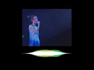 【無雜音】王菲 Faye Wong - 償還 Chang Huan【紅豆】粵語版   現場 Live (Vocals only)