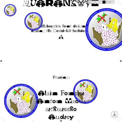 fonderie.download — Quarantype