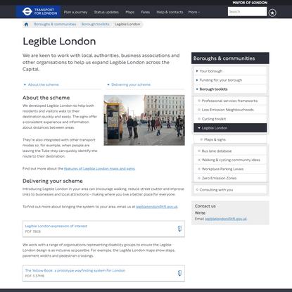 Legible London
