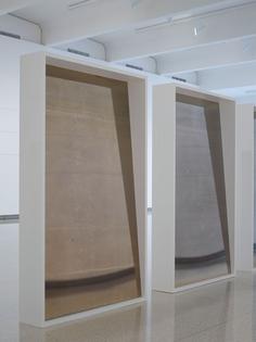 Installation view of the exhibition Liz Deschenes: Gallery 7, Walker Art Center, 2014