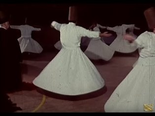EUCD1580 Ecstatic Dances of the Whirling and Howling Dervishes