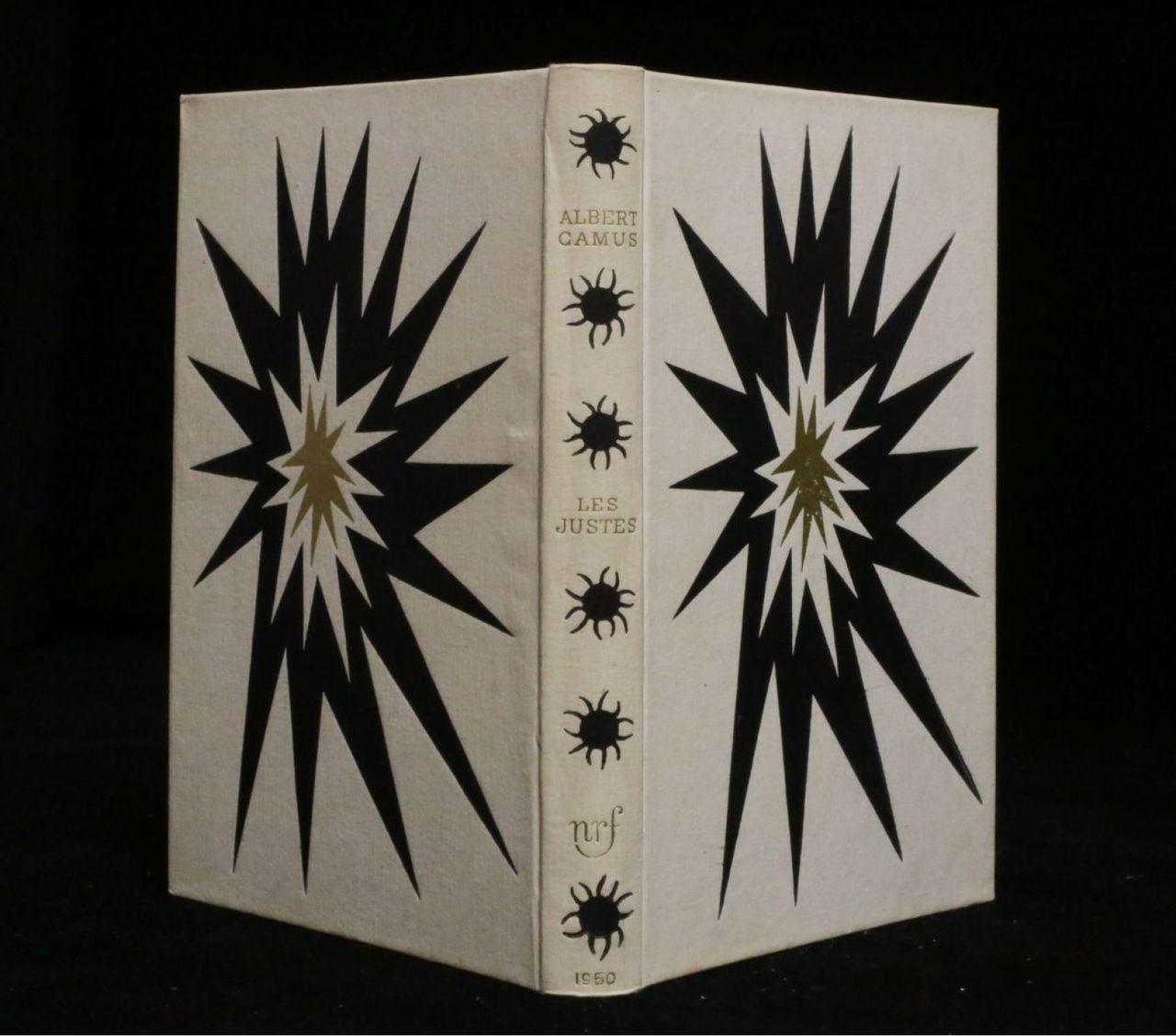 Albert Camus, (1949), Les Justes, Gallimard, Paris, 1950