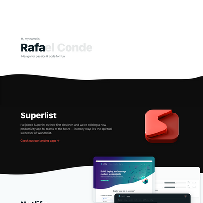 Rafa's website