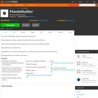 Mandelbulber