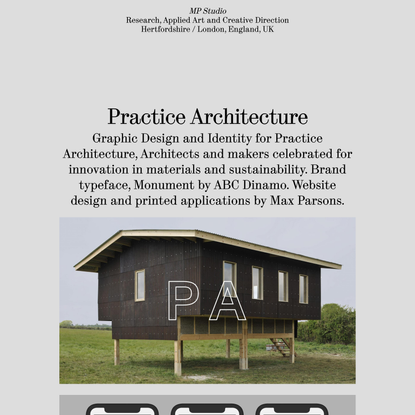 Practice Architecture — MP Studio