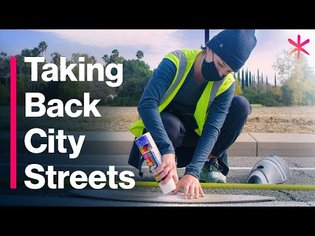 """Reclaiming City Spaces With """"Tactical Urbanism"""""""