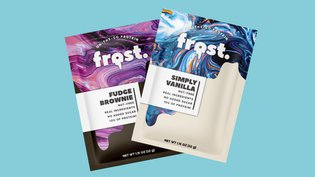 Frost. | Guilt-Free Protein Frosting