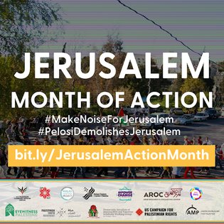 Toolkit - Stop Ethnic Cleansing in Jerusalem Campaign - Summer 2021