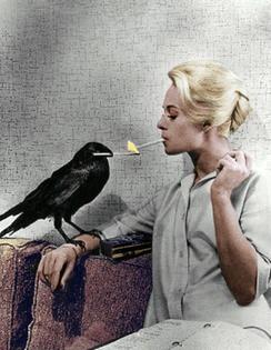 Tippi Hedron, Birds (Hitchcock)