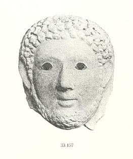 Graeco-Egyptian coffins, masks and portraits