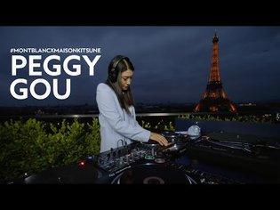 LIVE I Peggy Gou I #MontblancxMaisonKitsune 🦊 I Paris
