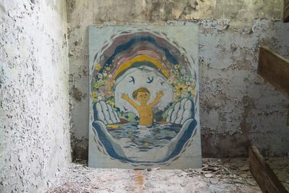 Into the Zone: 4 days inside Chernobyl's secretive 'stalker' subculture